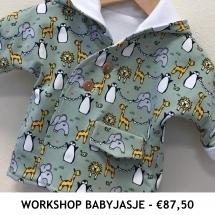 Workshop Babyjasje
