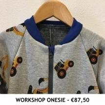 Workshop Onesie