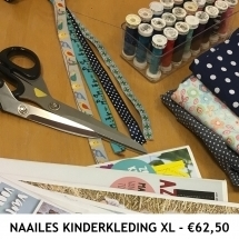 Naailes Kinderkleding XL