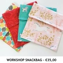 Workshop Snackbag