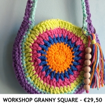 Workshop Granny Square Haken