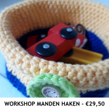 Workshop Manden Haken