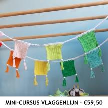 Mini Cursus Bohemian Vlaggenlijn thumbnails